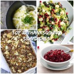 Top 10 Thanksgiving Side Dish Recipes