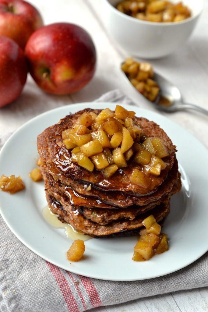 Paleo Apple Pancakes