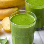 Green Super Spinach Smoothie