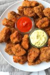Oven Baked Chicken Nuggets