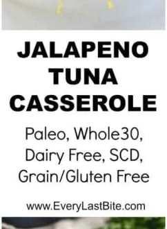 Jalapeño Tuna Casserole