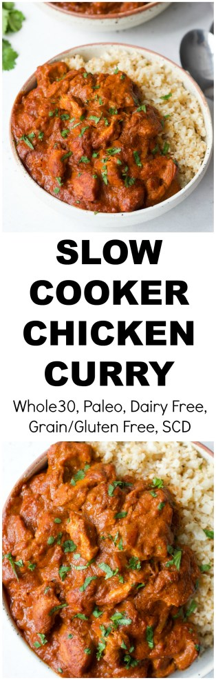 Whole30 Chicken Curry