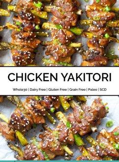 Chicken Yakitori | Every Last Bite