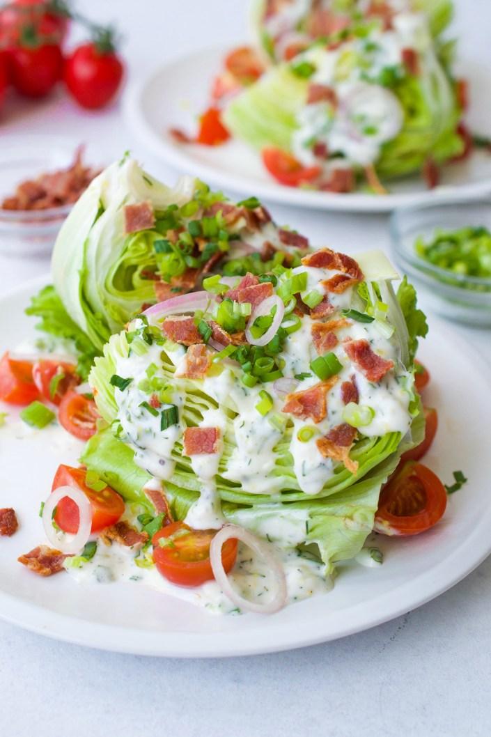 Whole30 Wedge Salad
