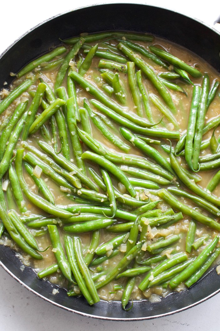 Whole30 Green Beans & Bacon