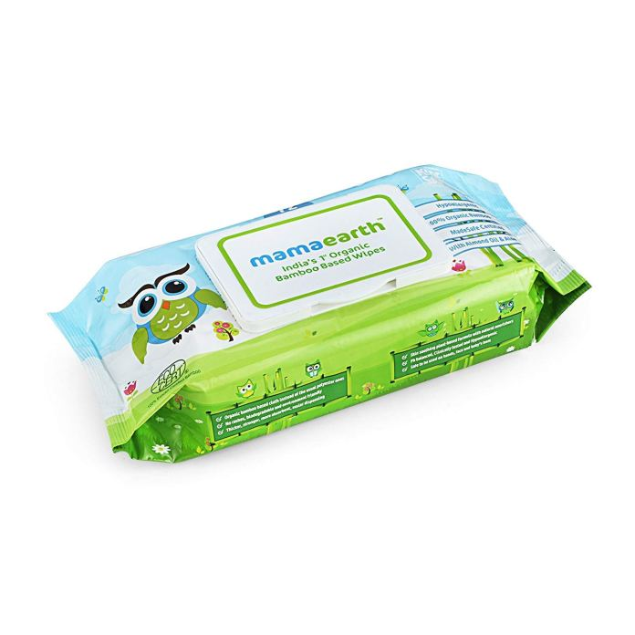 Top 5 Baby wipes for Baby's Sensitive Skin