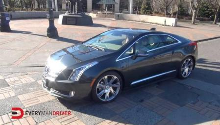 2014 Cadillac ELR on Everyman Driver with Dave Erickson
