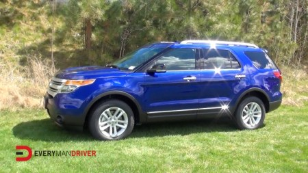 2014 Ford Explorer on Everyman Driver2014 Ford Explorer on Everyman Driver with Dave Erickson