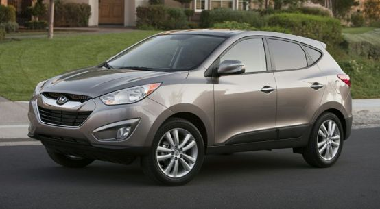 2014 Hyundai Tucson on Everyman Driver