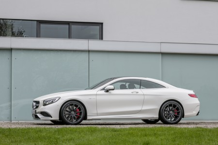 2015 Mercedes-Benz S63 AMG 4MATIC Coupe on Everyman Driver with Dave Erickson
