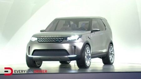 Land Rover and Virgin Galactic on Everyman Driver with Dave Erickson