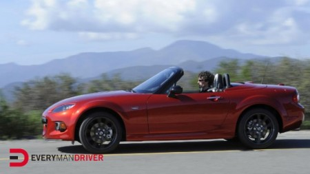 MX-5 25th Anniversary Edition on Everyman Driver with Dave Erickson