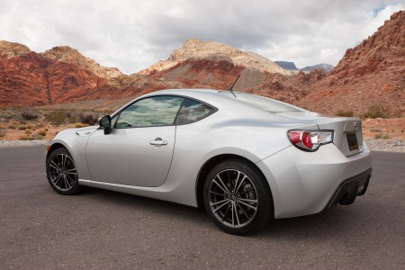 2014 Scion FRS Silver on Everyman Driver with Dave Erickson
