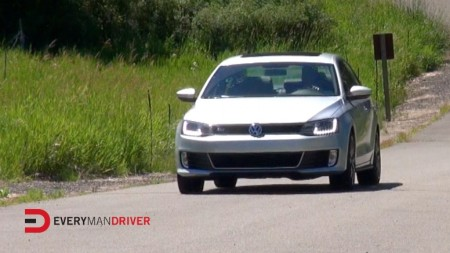 2014 VW Jetta GLI on Everyman Driver with Dave Erickson