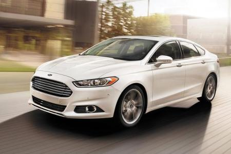 2014 Ford Fusion on Everyman Driver with Dave Erickson