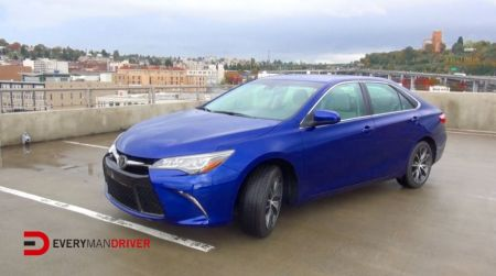 2015 Toyota Camry on Everyman Driver in Seattle