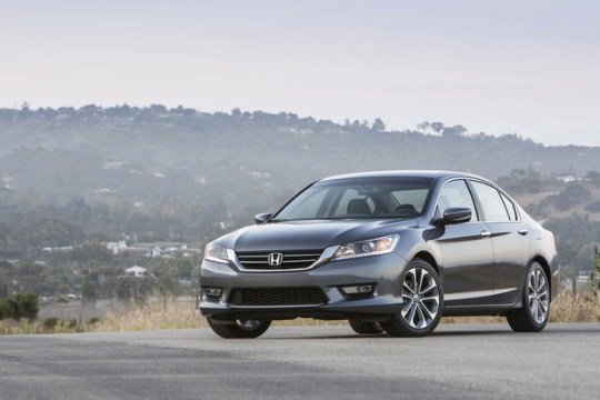 2015 Honda Accord Sport Sedan on EMD