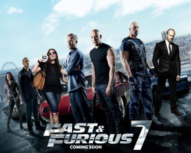 The Official 'Furious 7' Trailer on Everyman Driver