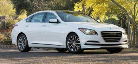 2015 Hyundai Genesis on Everyman Driver