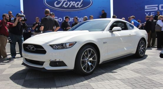 2015 Ford Mustang GT on Everyman Driver