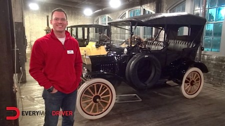 Ford Piquette Avenue Plant on Everyman Driver with Dave Erickson