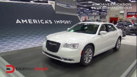 2015 Chrysler 300 on Everyman Driver, Dave Erickson