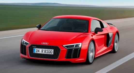 2017 Audi R8 V10 plus on Everyman Driver with Dave Erickson