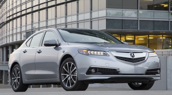 2015 Acura TLX on Everyman Driver with Dave Erickson