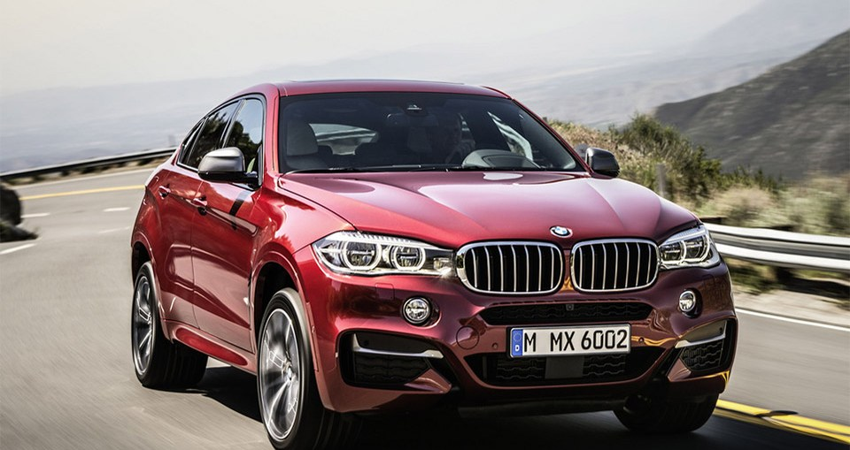 2015 BMW X6 M on Everyman Driver Dave Erickson