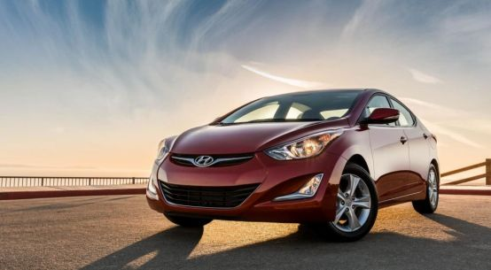 2016 Hyundai Elantra on Everyman Driver