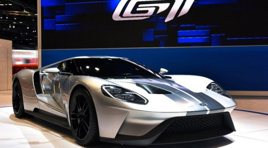 All-new Ford GT supercar on Everyman Driver, Dave Erickson