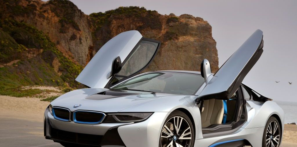 2015 BMW i8 on Everyman Driver, Dave Erickson Car Reviews