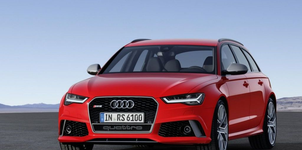 The Audi RS 6 Avant performance on Everyman Driver