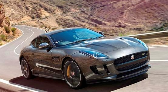 2016 Jaguar F-Type R Coupe AWD on Everyman Driver