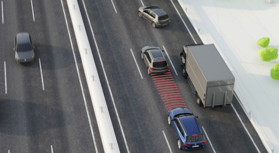 Volkswagen to offer crash avoidance systems on Everyman Driver