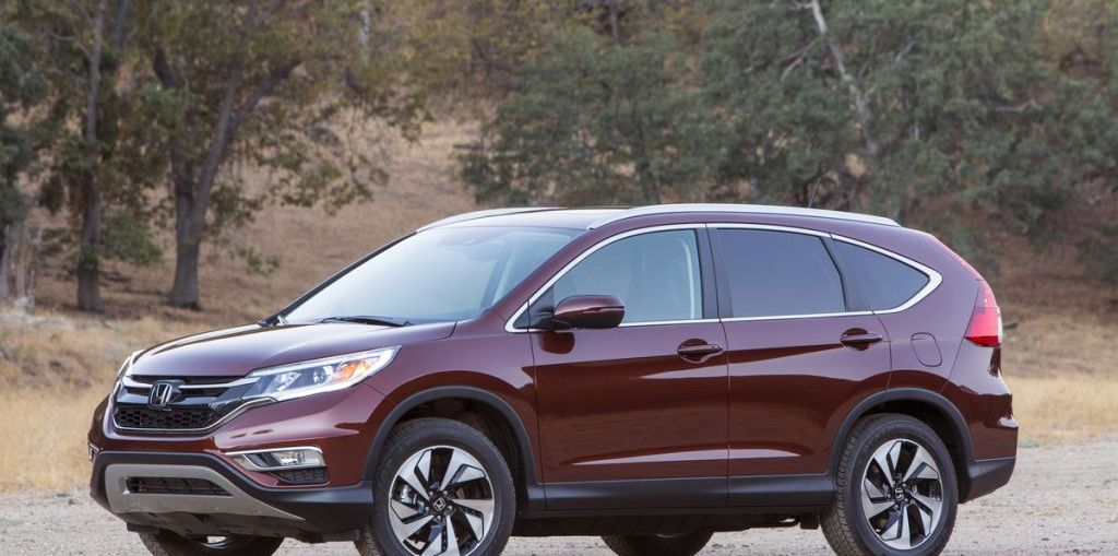 2016 Honda CR-V AWD Review on Everyman Driver, Dave Erickson