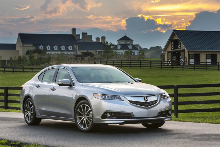 2016 Acura TLX 3.5L SH-AWD on Everyman Driver