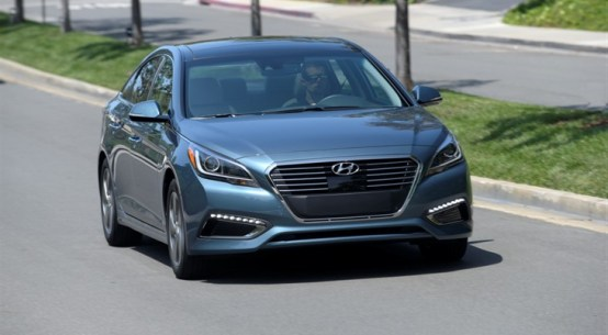 2016 Sonata Plug-in Hybrid on Everyman Driver with Dave Erickson
