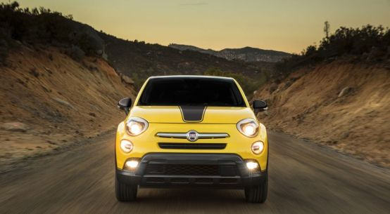 2016 Fiat 500x on Everyman Driver, Dave Erickson