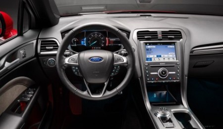 All-New 2017 Ford Fusion on Everyman Driver