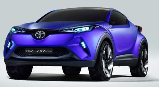 Toyota Crossover C-HR on Everyman Driver