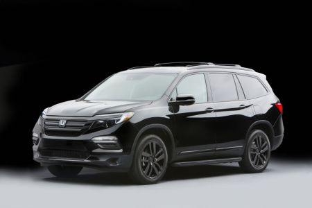 2016 Honda Pilot AWD on Everyman Driver with Dave Erickson