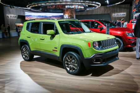 2016 Jeep Renegade 75th Edition on Everyman Driver with Dave Erickson