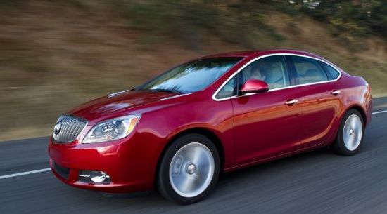 Buick Verano Named Industry's Most Dependable Vehicle on Everyman Driver