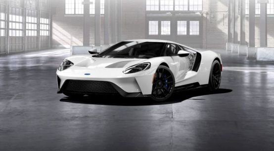 Ford GT on Everyman Driver