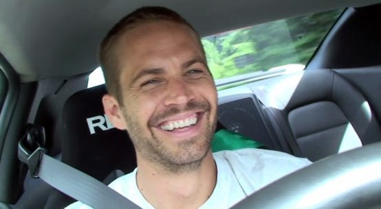 Lost Footage: Actor Paul Walker Driving a Nissan GT-R on Everyman Driver