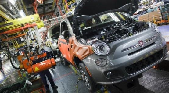 Siguen cayendo las ventas y producción de Fiat Chrysler en México on Everyman Driver