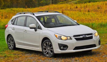 2016 Subaru Impreza 5-Door on Everyman Driver with Dave Erickson