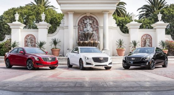 Cadillac Introduces Black Chrome Package for ATS and CTS on Everyman Driver