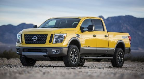 First Look: 2016 Nissan TITAN XD on Everyman Driver
